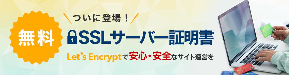 安心・安全の低価格SSL 月額100円で新登場!